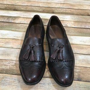 Allen Edmonds Oxblood Arlington Men's Dress Shoes
